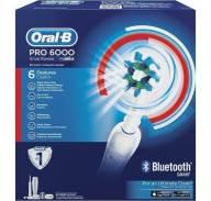 Oral-B 6000 SmartSeries Ηλεκτρική Οδοντόβουρτσα με Bluetooth & Σύνδεση με το Κινητό Τηλέφωνο
