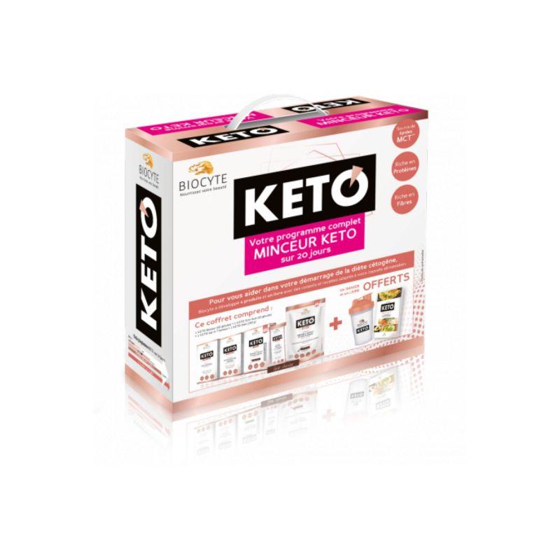 Biocyte Keto Pack Caps 60