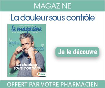magazine Giphar - pharmacie charlet