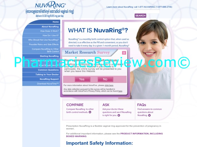 Nuvaring.com Review   All Online Pharmacies Reviews And ...