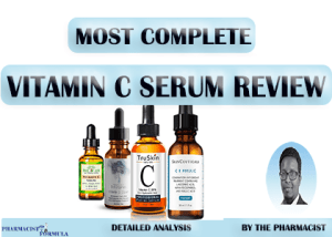 complete vitamin c serum brand review