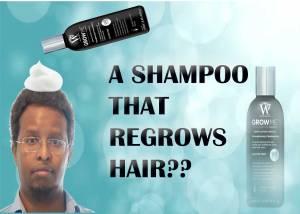 Grow me shampoo uk