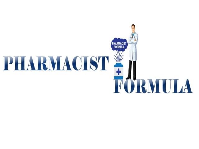 pharmacist formula blog