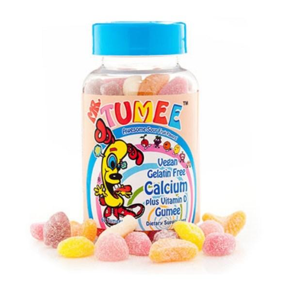 Mr. Tumee Calcium + Vitamin D