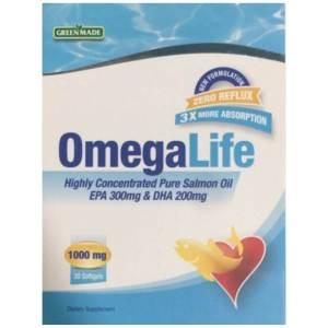 Green Made Omega Life