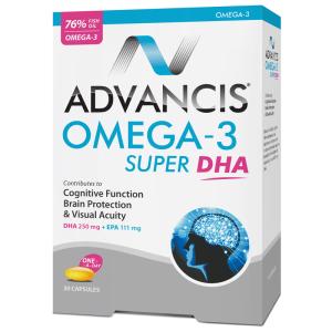 ADVANCIS OMEGA-3 SUPER DHA