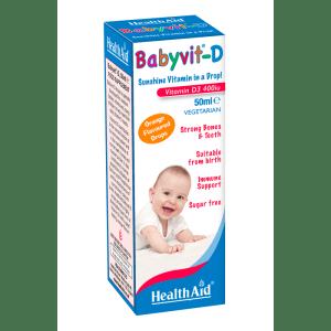 HealthAid Babyvit-D