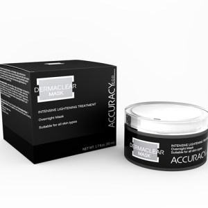 Accuracy Dermaclear Mask