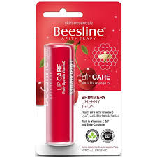 Beesline Lip-Care Shimmery Cherry