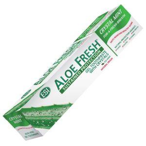 Aloe Fresh Crystal Mint
