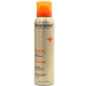 Beesline Brown Tan-Dry Feel-Oil