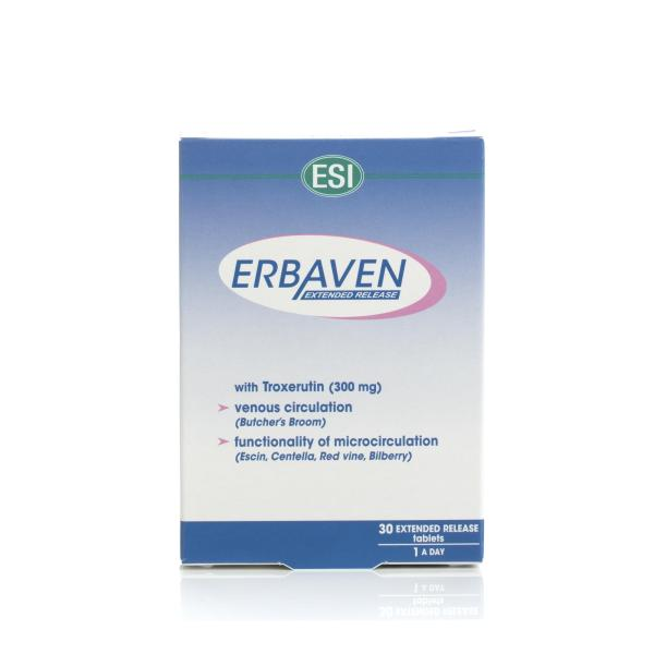 Erbaven extended release