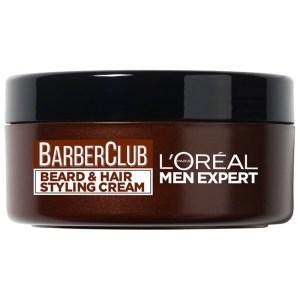 L'Oréal Men-Expert Beard-Hair Styling-Cream