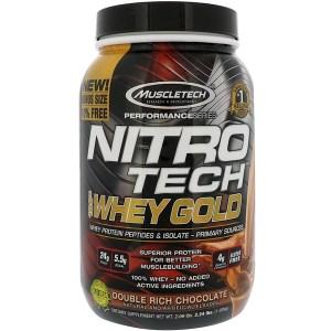 MuscleTech Nitro-Tech Protein-Milk Chocolate