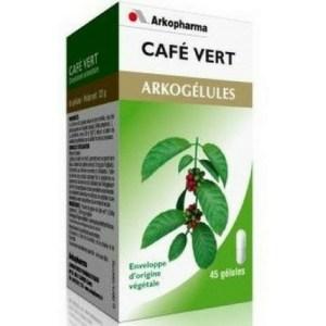 Arkopharma Arkocaps Green Coffee -45 Vegetable Capsules-