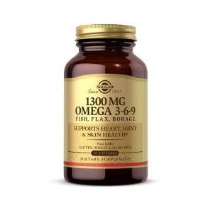 Omega-3 6-9 Solgar
