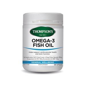 Thompson Omega-3 Fish Oil