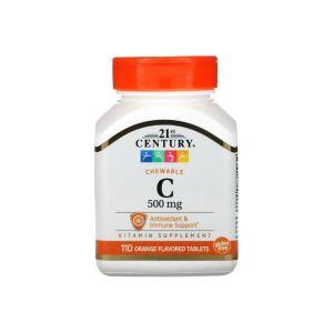 21St Century Vitamin-C 500