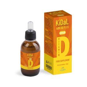 Kidal VitaminD Plus DHA