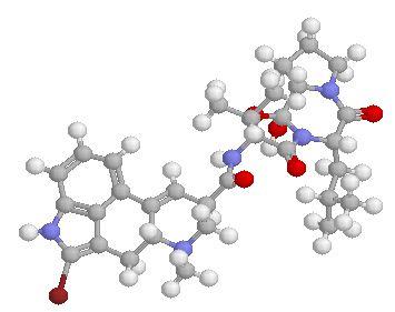 Medical Pharmacology: Ergot Alkaloid Pharmacology