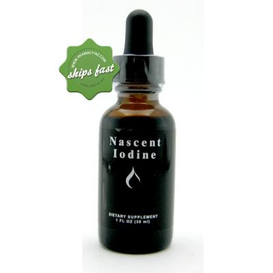 Buy Nascent Iodine Drops 25ml In New Zealand