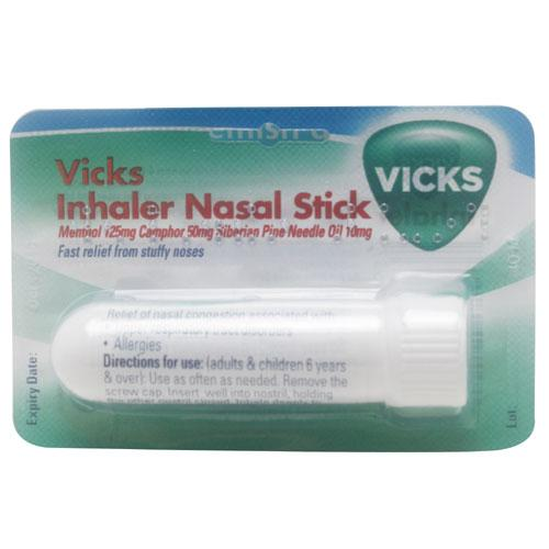 Buy Vicks Inhaler   0.5ml   £1.99