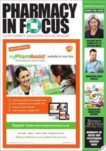 Pharmacy inFocus Magazine Issue 109