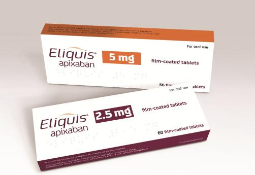 Eliquis approved by NICE   Pharmafile