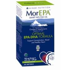 Am Health MorEpa Smart Fats Fish Oil 30softgels