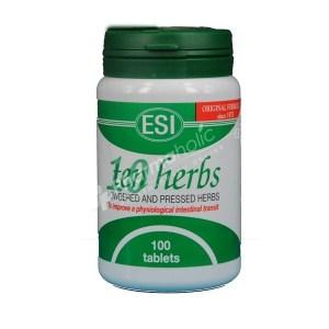 Ten Herbs Powdered & Pressed Herbs