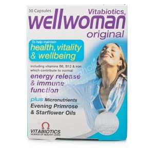 Vitabiotics Wellwoman Original