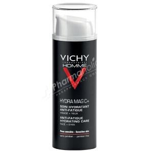 Vichy Homme Hydra Mag C+ Anti-Fatigue Hydrating Care -50ml-
