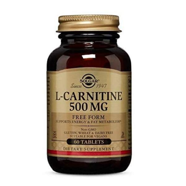 Solgar L-Carnitine 500mg