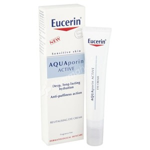 Eucerin Aquaporin Active Eye Cream Tube