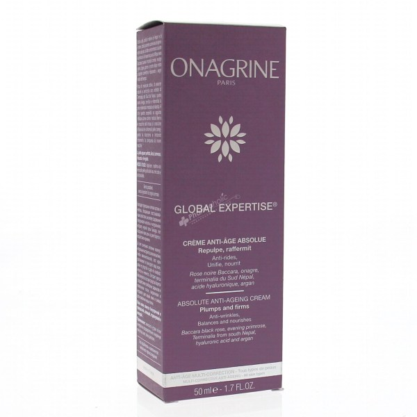 Onagrine Global Expertise Absolute Anti-Aging Cream