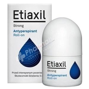 Etiaxil Strong Antitranspirant Roll-on