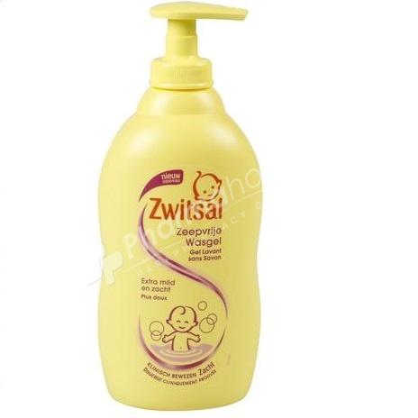 Zwitsal Soap Free Washing Gel