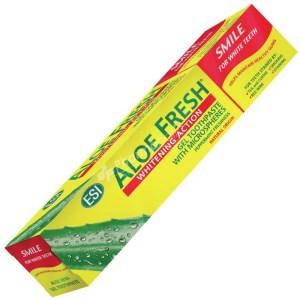 ESI Aloe Fresh Gel Toothpaste Smile