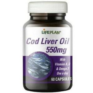 Lifeplan Cod Liver Oil