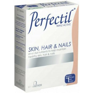 Vitabiotics Perfectil Triple Active Skin, Hair and Nails