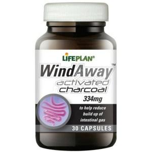 Lifeplan Wind Away Activated Charcoal