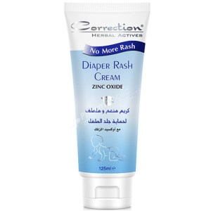 Correction Herbal Actives Diaper Rash Cream