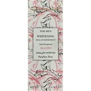 Correction Whitening Roll-on Deodorant for Men Allure
