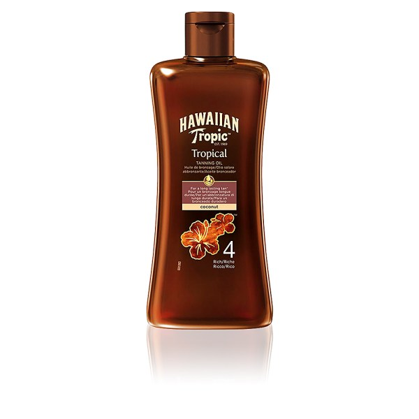 Hawaiian Tropic Tanning Oil SPF4