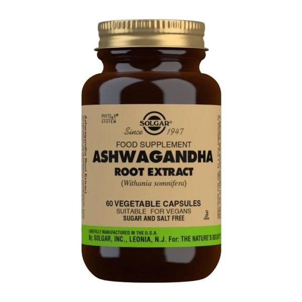 Solgar Ashwagandha