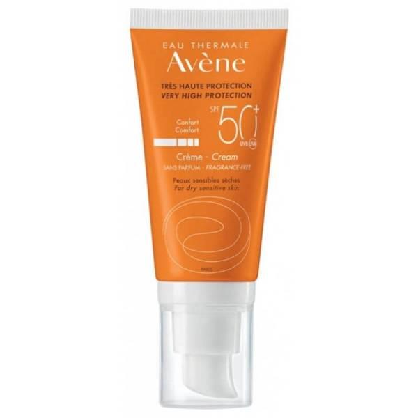 Avene Sunscreen Cream Comfort