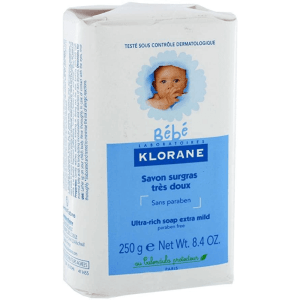 Klorane Baby Gentle Ultra-Rich Soap