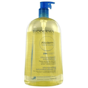 Bioderma Atoderm Ultra-Nourishing Anti-Irritation Shower Oil 1L