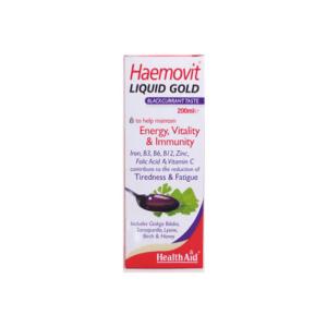 HealthAid HaemoVit Liquid Gold 200ml