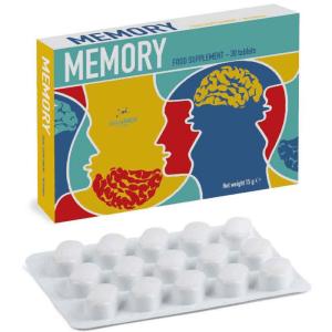 ValueMed Pharma Memory 30 Capsules